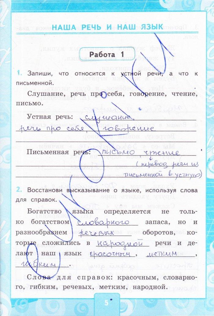 Гдз по русскому контрольные работы крылова 6542